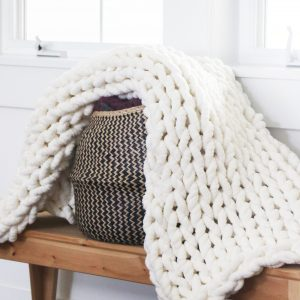 The Alice - Chunky Blanket